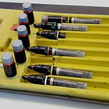 Vintage ROTRING VARIOSCRIPT drafting technical fountain pen nib set