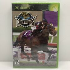 Breeders' Cup World Thoroughbred Championships (Xbox, 2005) BRAND NEW FAST SHIP!