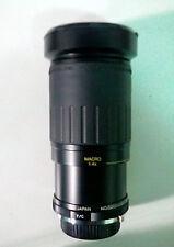 Vivitar 28-210mm/f3.5-5.6 Macro 1:4x Lens for Yashica (BRAND NEW!)