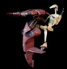 Stars Wars Episode 1 STAP with BATTLE DROID 1:6