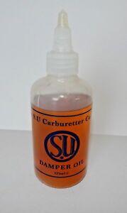 Genuine SU Carburetor Damper Oil Dashpot Oil MG, MGA, MGB, MGC, MG TD MG Midget