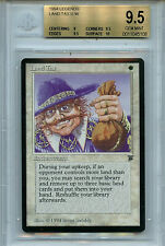 MTG Legends Land Tax BGS 9.5 Gem Mint Magic  card Amricons 5108