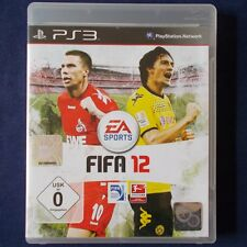 PS3 - Playstation ► EA Sports FIFA 12 ◄ Fußballspiel 2012 | Deutsch | Bundesliga