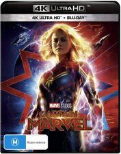 Captain Marvel (Blu-ray, 2019, 2-Disc Set)