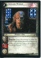 Lord Of The Rings CCG Card RotEL 3.C62 Isengard Worker