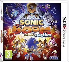 Jeu Nintendo 3ds - Sonic Boom le Feu & la glace