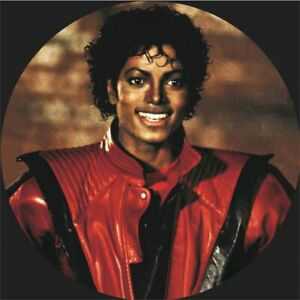 "Michael Jackson ‎Thriller Part 1 Disco Vinile Vinyl 12"" Picture Limited Ed. NEW"