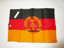 Vintage East German Army NVA Military National Flag 15'' x 22''  Germany country