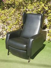 poltrona reclinabile design anni 70 vintage armchair chair zanuso