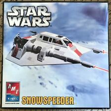 Star Wars AMT Rebel Snowspeeder Model Kit 1:22 Scale The Empire Strikes Back