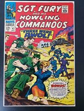 Sgt Fury & His Howling Commandos #42 (Marvel 1967)