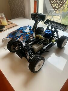 XTM-XT2 X TERMINATOR 2 1/8 4WD NItro Buggy