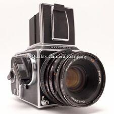 Hasselblad 503CX+Zeiss Planar CF 80mm f/2.8+Hasselblad A12 Film Magazine - EX