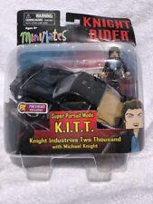 Knight Rider Minimates K.I.T.T. Vehicle with Michael NIB