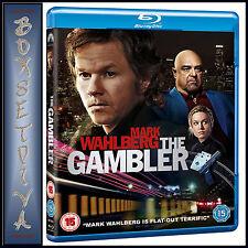THE GAMBLER - Mark Wahlberg **BRAND NEW BLU-RAY REGION FREE*