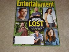 Lost Secrets * Evangeline Lilly Feb 5 2010 Entertainment Weekly Magazine #1088