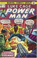 Luke Cage, Power Man Comic Book #30, Marvel 1976 FINE-