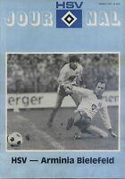 BL 80/81 Hamburger SV - DSC Arminia Bielefeld, 16.04.1981