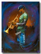 The Blue Notes by: Frank Morrison - New Release- Giclee