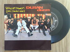 "DURAN DURAN - VIOLENCE OF SUMMER - RARO 45 GIRI 7"""