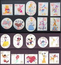 G66 / 67 Japan stamp 2012 Disney used