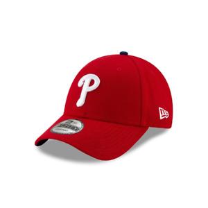 Philadelphia Phillies Cap Baseball MLB New Era 9forty Kappe Klettverschluß
