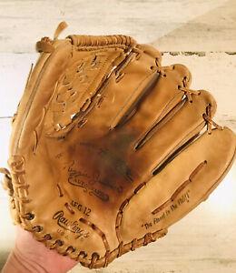 """Rawlings 12.5"""" Reggie Jackson XFG 12 Pro USA Baseball Softball Mitt Gold Glove"""