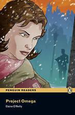 Project Omega (Penguin Longman Readers Level2)-ExLibrary