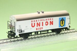 M&B Marklin HO 4634 Reefer Dortmunder Union