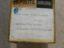 NORTON ATLAS +60 RIGHT HAND PISTON HEPOLITE