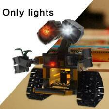 LED Light Kit für Lego 21303 (Ideas Wall-E) Bausteine G5Z5 Modell Zubehör G6K3