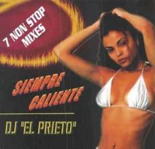 Audio CD - DJ EL PRIETO - Siempre Caliente - RARE PROMO Excellent (EX) WORLDWIDE