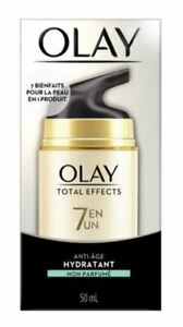 Olay Total Effects 7 in 1 Anti-Aging Moisturizer Fragrance-Free 50ml