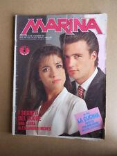MARINA n°390 1993 Rivista di Fotoromanzi ed. LANCIO [G830]