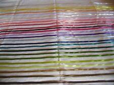 RUBAN SATIN 5 mm lot de 26 mètres  ( 26 couleurs différentes )  X 1 mètre chacun