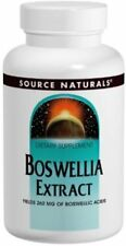 Boswellia Extract, Source Naturals, 50 tablet