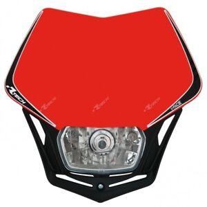 BETA 480 RR  -  RACETECH UNIVERSAL V-FACE ENDURO HEADLIGHT RED