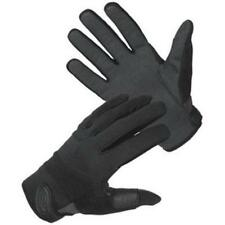 Hatch SGK100 Black Cut Resistant Street Guard Search Gloves Kevlar Large