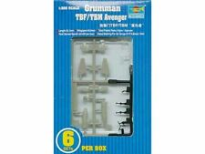 New ListingTrumpeter 6212 Tbf/Tbm Avenger 1/350 Scale Aircraft for Model Ship Kits