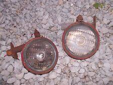 Farmall Cub 300 350 400 Sm Tractor Ih Ihc Front Light Amp Rear Utility Mount Post