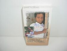 Taking One Child To Heart VHS Video Tape Movie