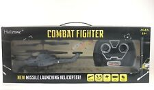 Helizone Combat Fighter Remote Control Helicopter Toy Marines 162