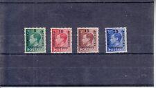 Gb 1936 - Kind Edward Viii definitive set - Morocco Agencies o/p Mlh