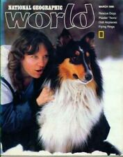 National Geographic World Magazine 1986 March