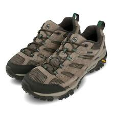 Merrell Moab 2 Leather GTX Gore-Tex Brown Green Men Outdoors Hiking Shoe J033329