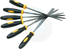 6pcs Mini Files Metal Filing Rasp Needle File Wood Woodworking Tools