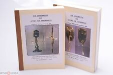 ANTONI VAN LEEUWENHOEK MICROSCOPE INVENTOR LETTERS, ARCANA TRANSLATED TO GERMAN