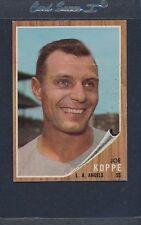 1962 Topps #039 Joe Koppe Angels EX *1500