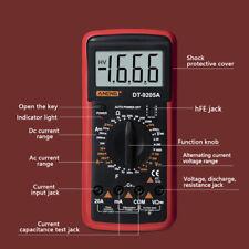 High-precision Lcd Digital Multimeter Ac Dc Electric Tester Meter Handheld Tools