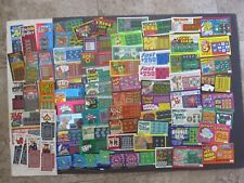 Kentucky  Instant SV Lottery Tickets 100+  different, neat collectable
